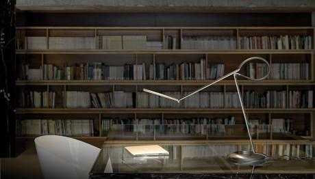 Stolní lampa COMPASSO LED