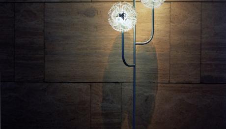 Stojací lampa CORAL LIGHT LED