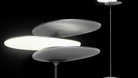 Stojací LED lampa COREL REEF