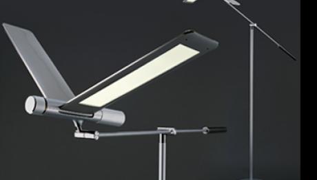 Stojací LED lampa SEAGULL