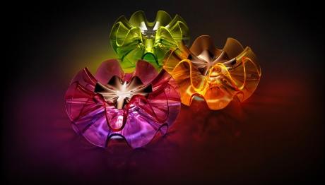 Stolní lampa Flamenca LED