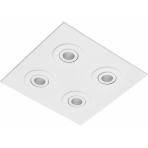LED designové průmyslové osvětlení TARF QUATRO-S RECESSED